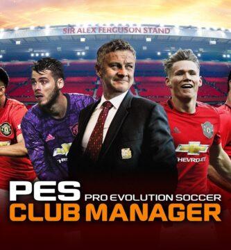PES CLUB MANAGER EN PC Y MAC