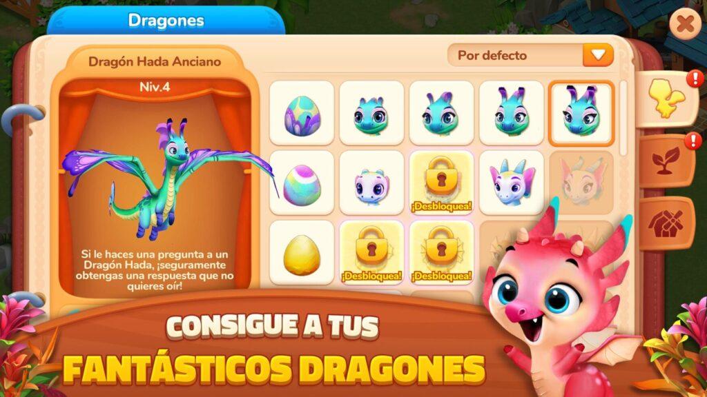 dragonscapes adventure en mac y windows