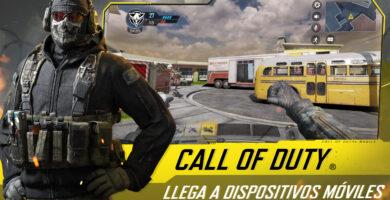 Call of duty mobile en pc descargar gratis