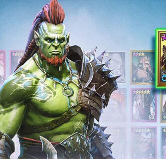 Tier list de los mejores campeones de RAID: Shadow Legends