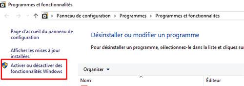 Desactive otro software de virtualización